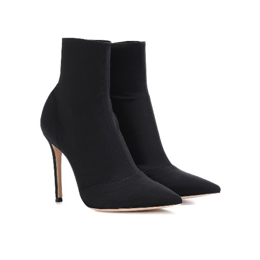 Elite stretch ankle boots
